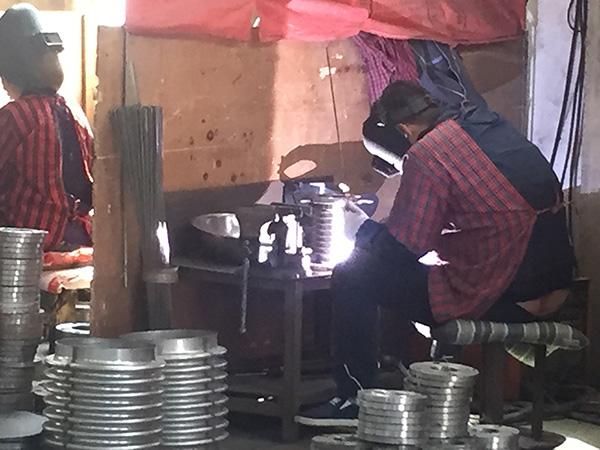 补偿器焊接工艺