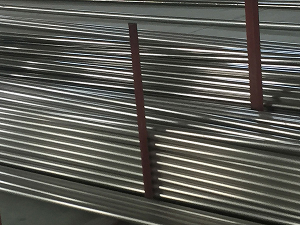 波纹管管坯