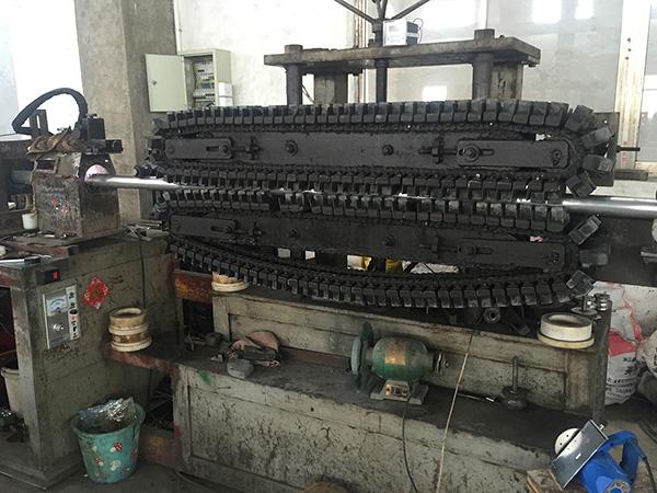 波纹管管坯生产机器